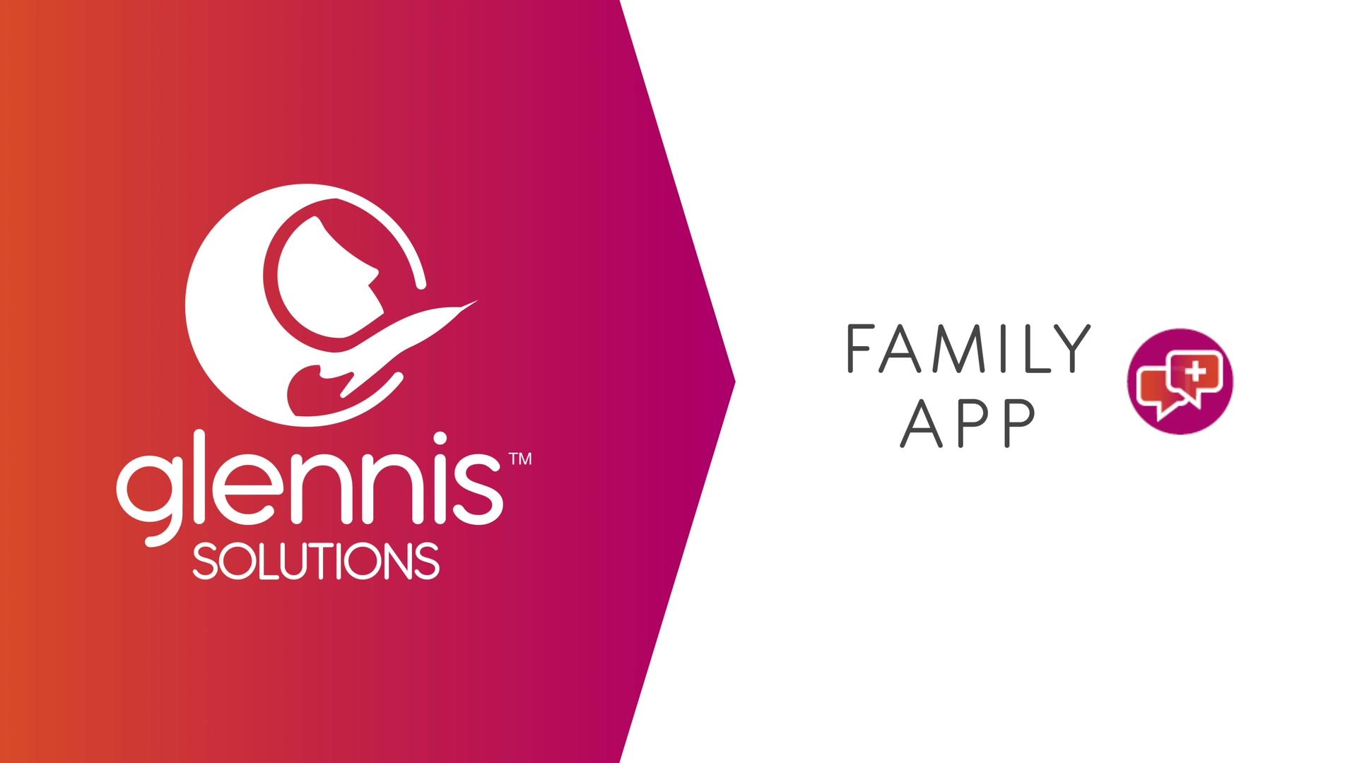 Glennis Family Care App Demo (1)