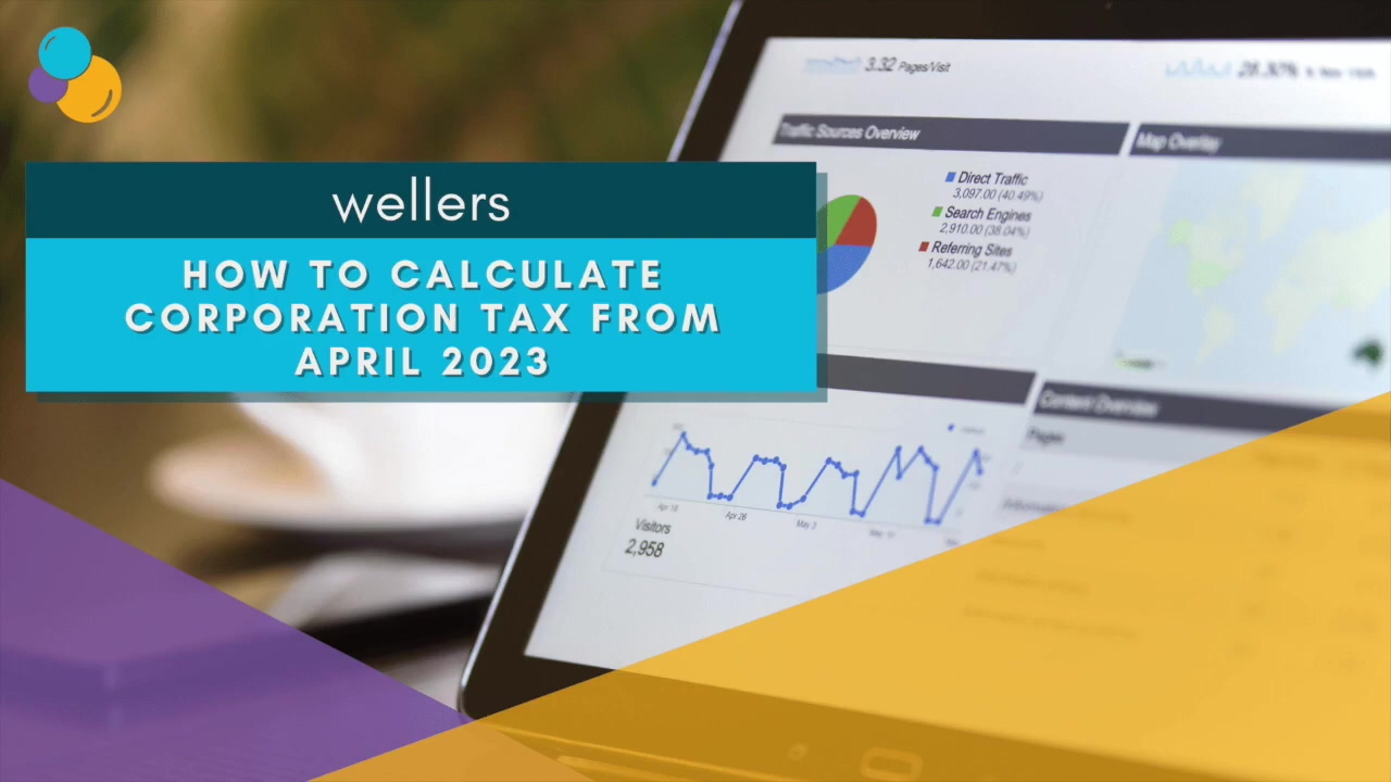 Corporation Tax from Apr 2023