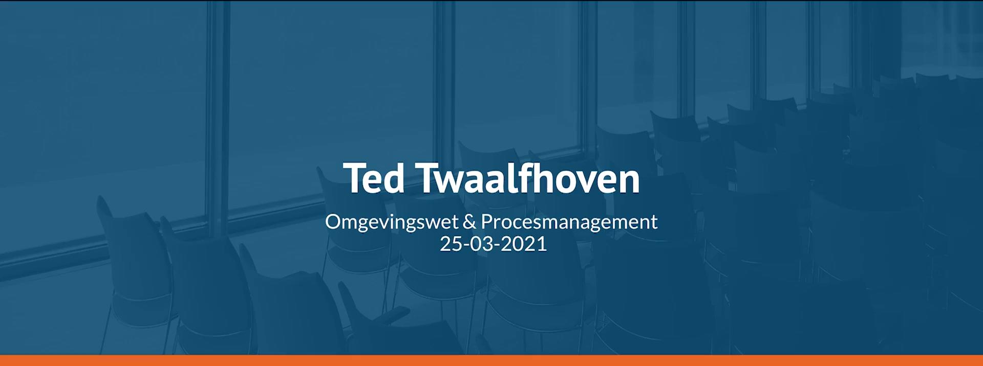 Video Omgevingswet Ted