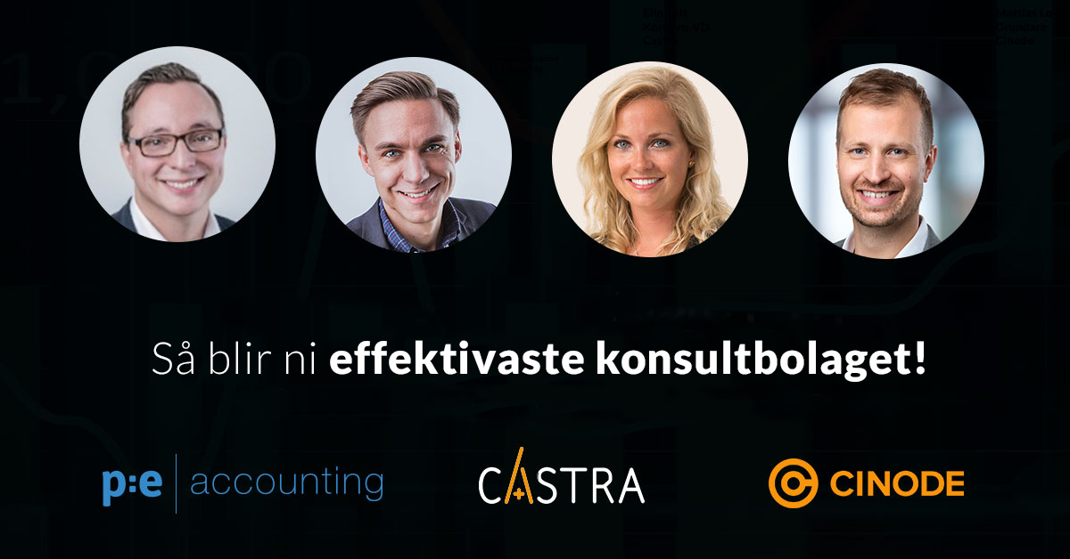 Effektivaste_konsultbolaget_Castra_Cinode_PEaccounting_webinar