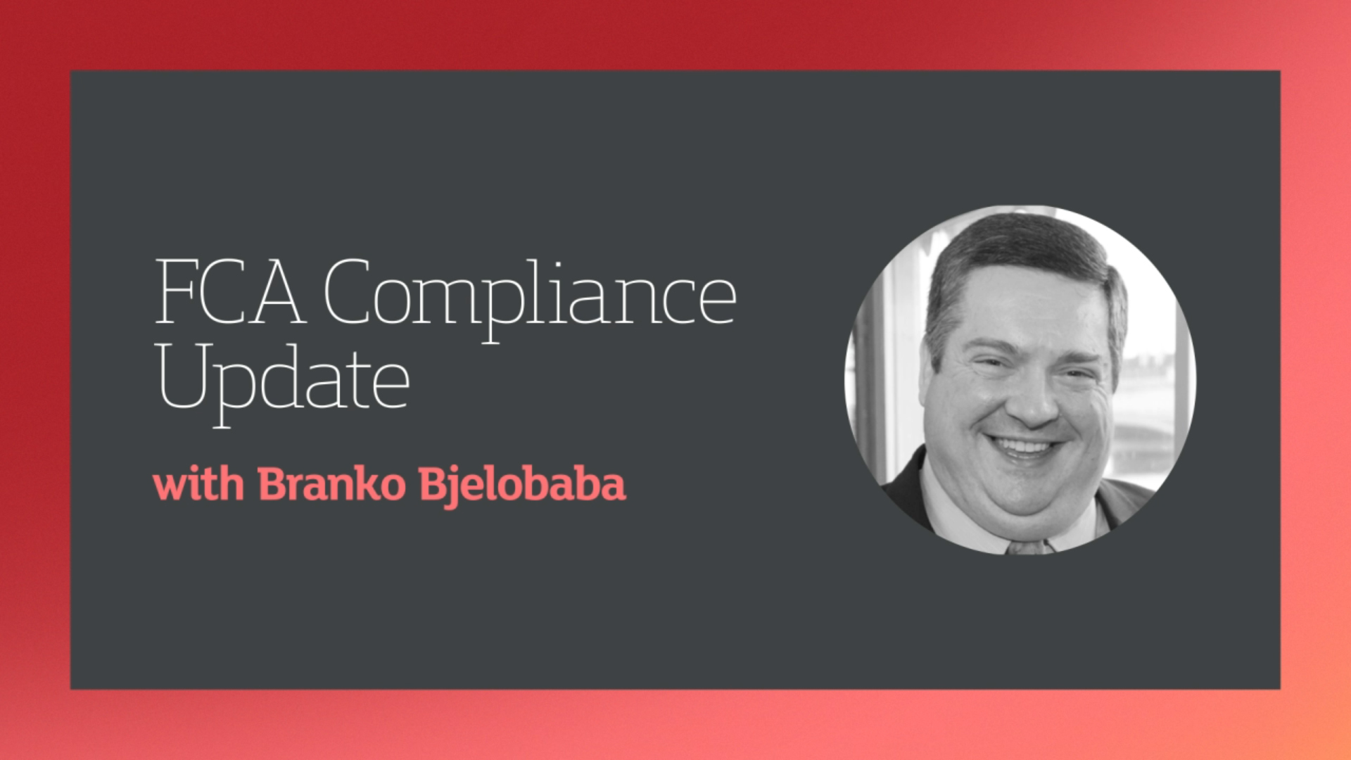 SC FCA Compliance Update_1-2