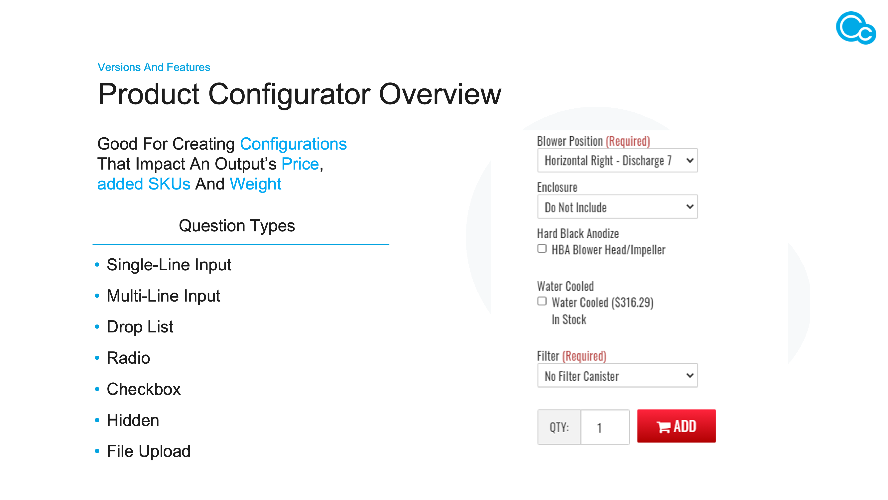 Webinar 2021 03 23 - Managing Product Variability With CIMclouds Product Configurator