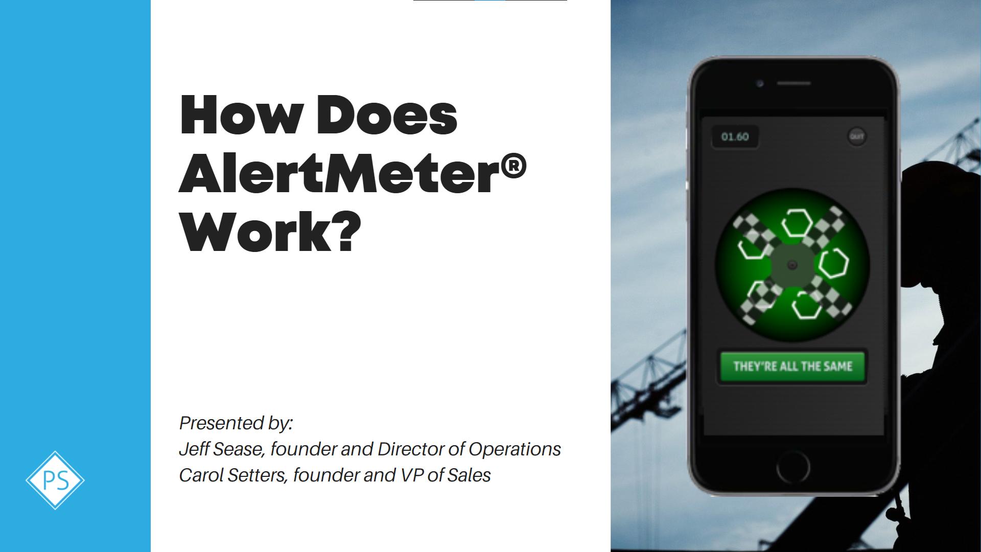 How AlertMeter Works