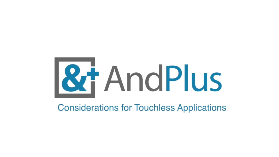 Touchless UI Considerations
