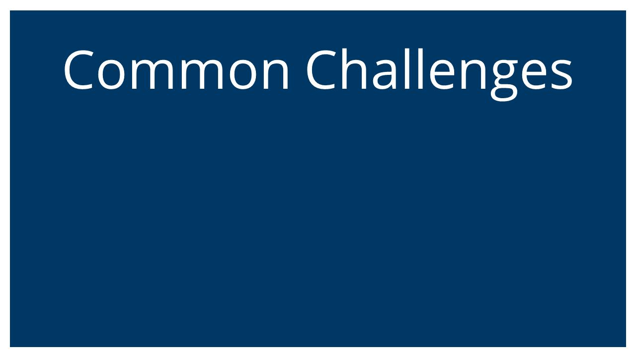 Common Succession Challenges (Succession Planning & ESOPs Webinar)