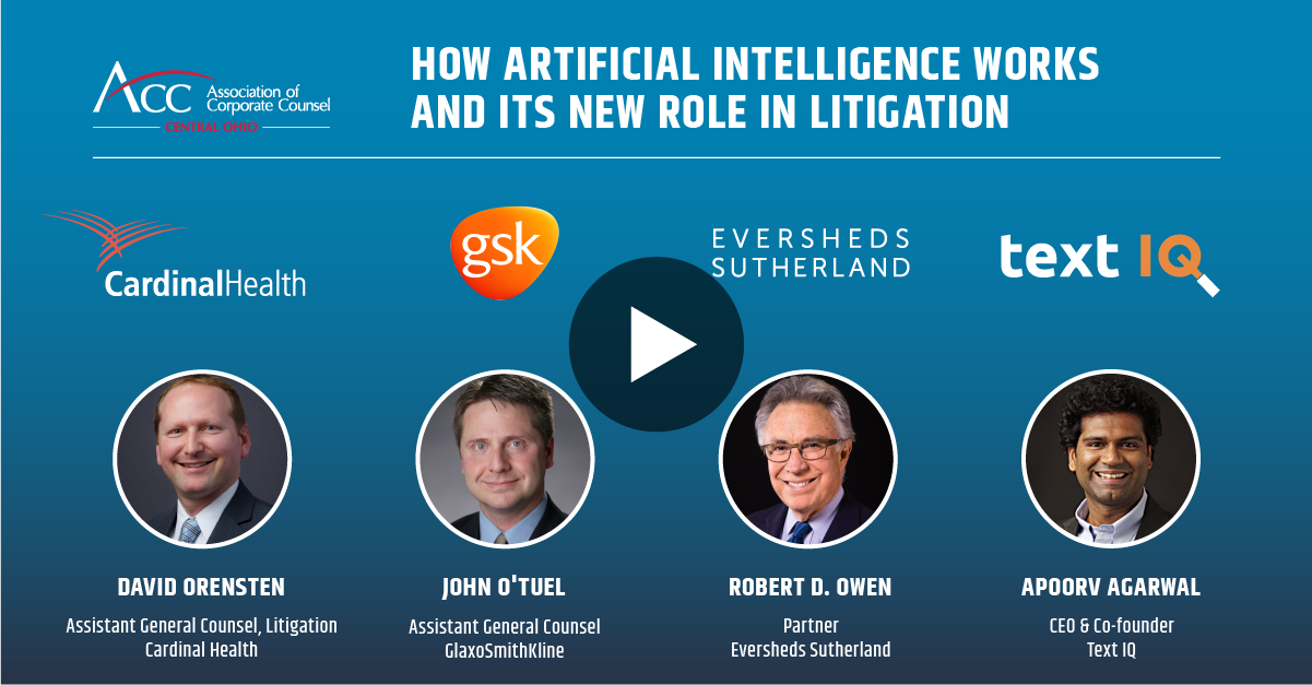 How Artificial Intelligence Works and its New Role in Litigation || Ep 10 Trailer || The Inevitable