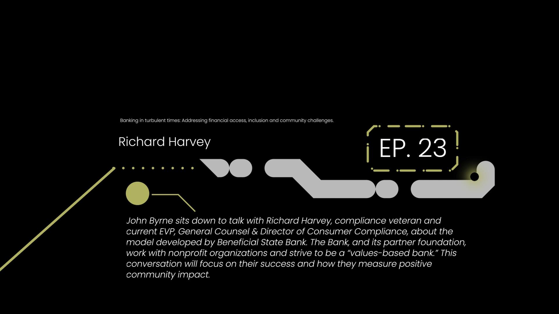 AML Conversations - Richard Harvey