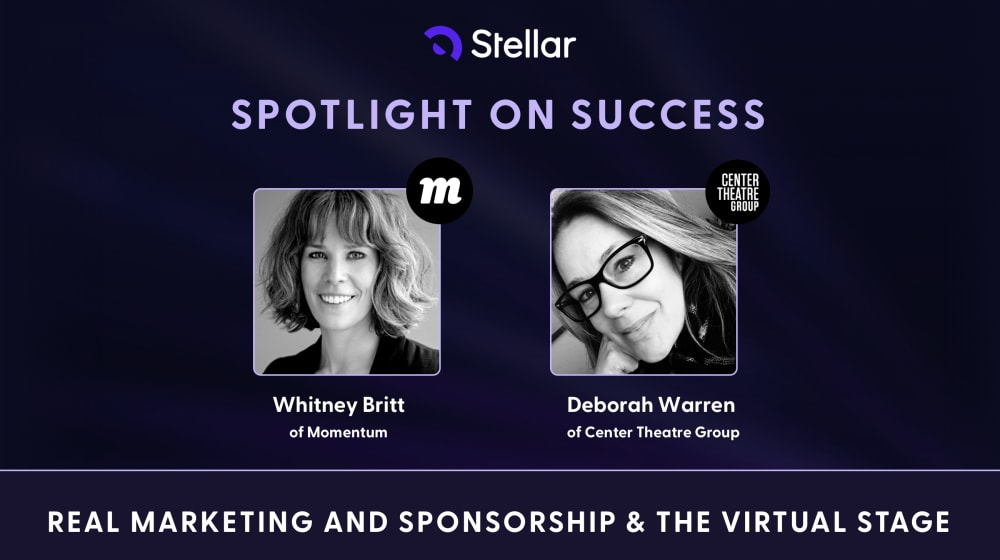 Spotlight on Success_ Real Marketing and Sponsorship & the Virtual Stage