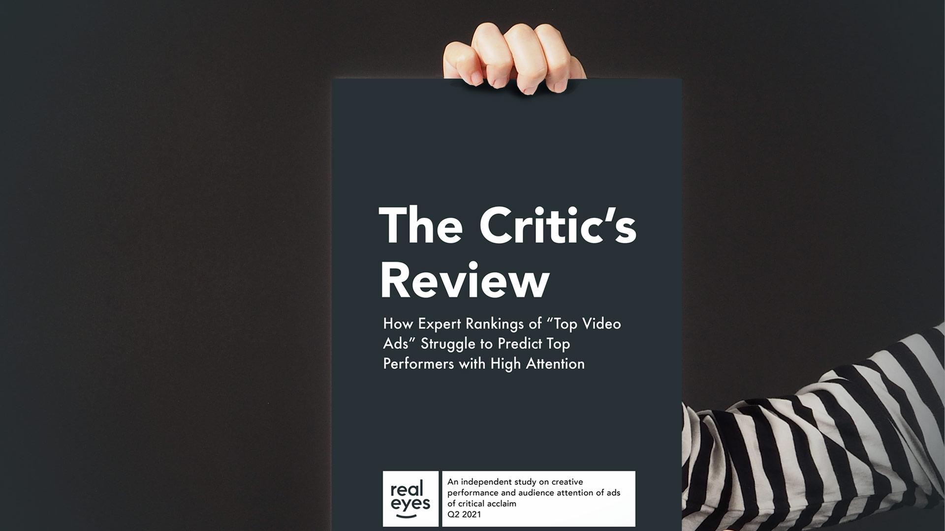Thge Critics Review - Edit 2