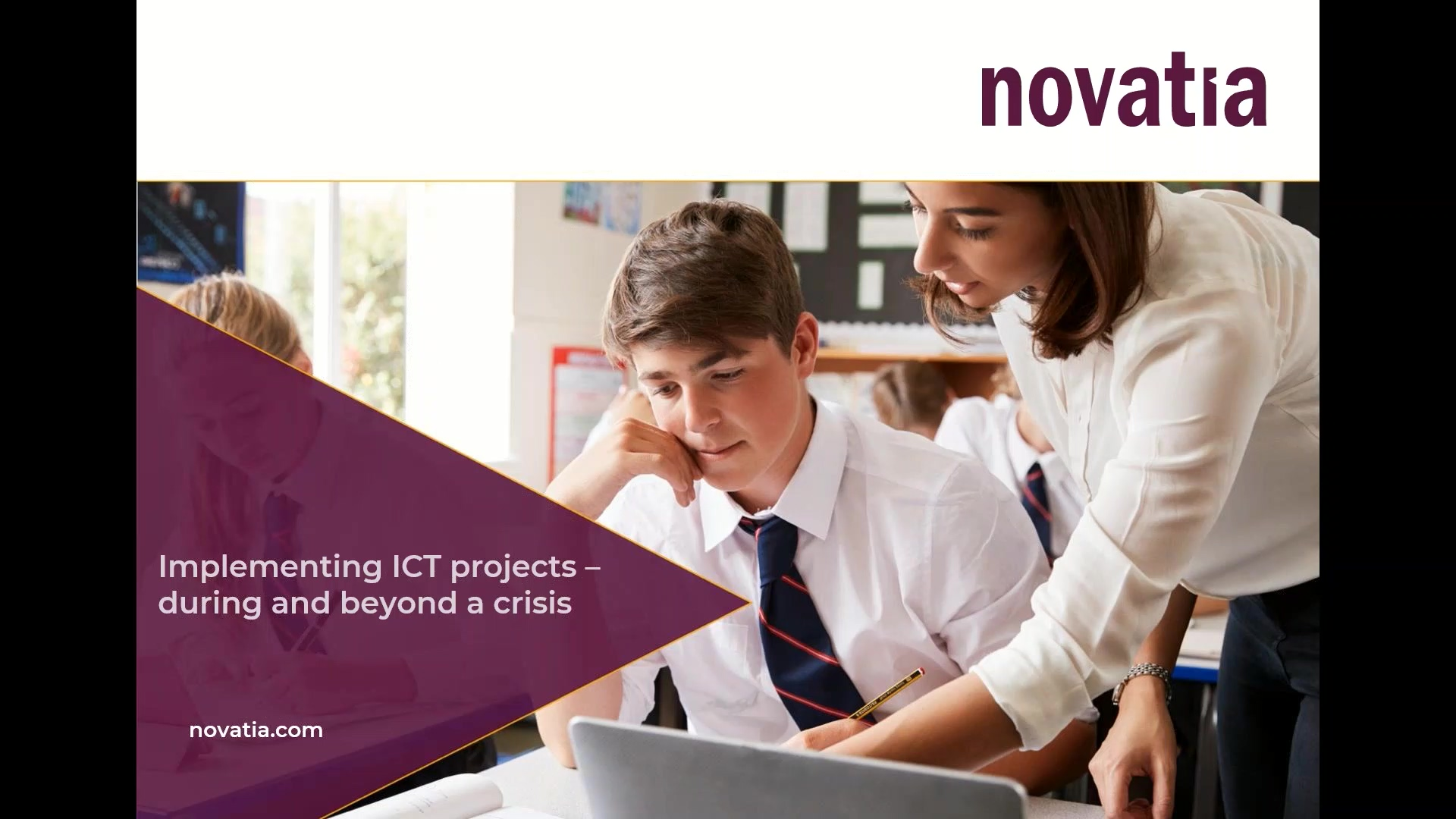 ICT Projects - Implementing an ICT project during and beyond a crisis