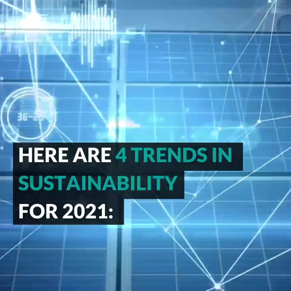 4 Sustainability Trends for 2021 - InQuest Staffing - Matching Talent