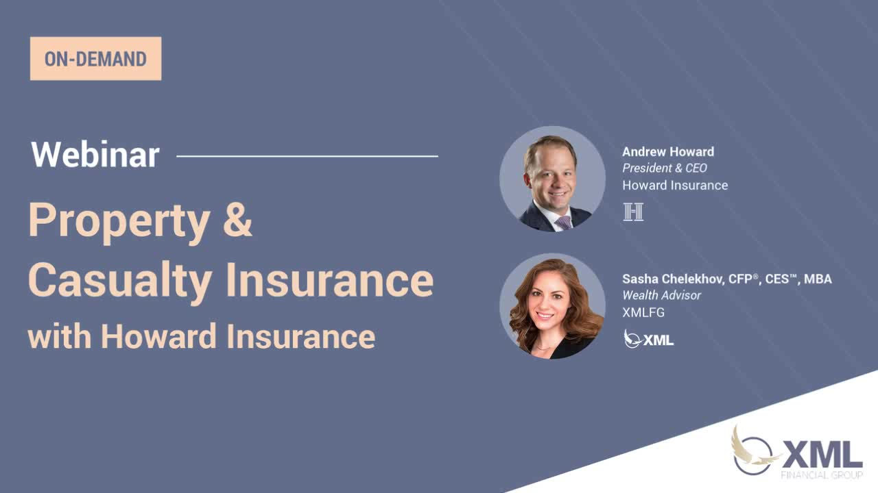 XML - Property and Casualty Insurance with Howard Insuance