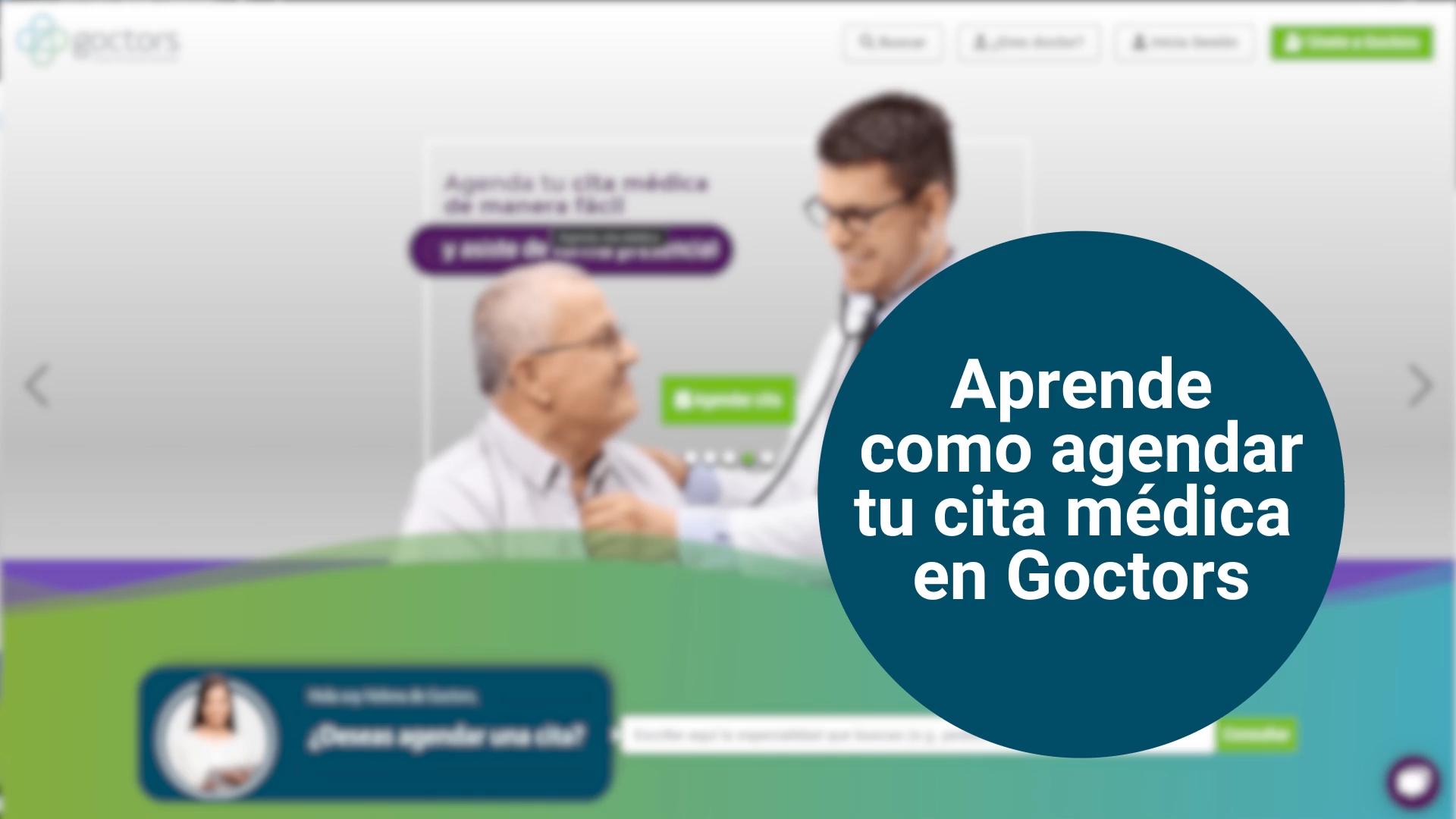 Paso a paso-cita medica-registro-goctors
