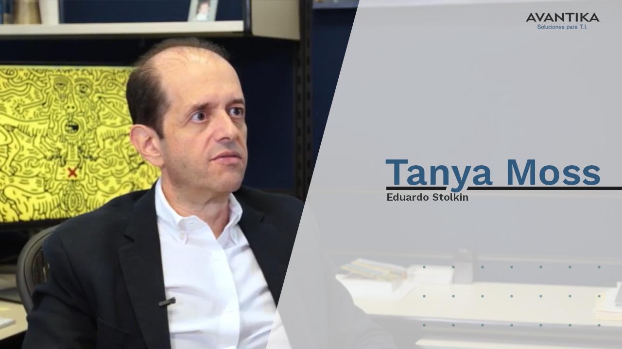 Eduardo Stolkin   Director general de Tanya Moss _ Avantika