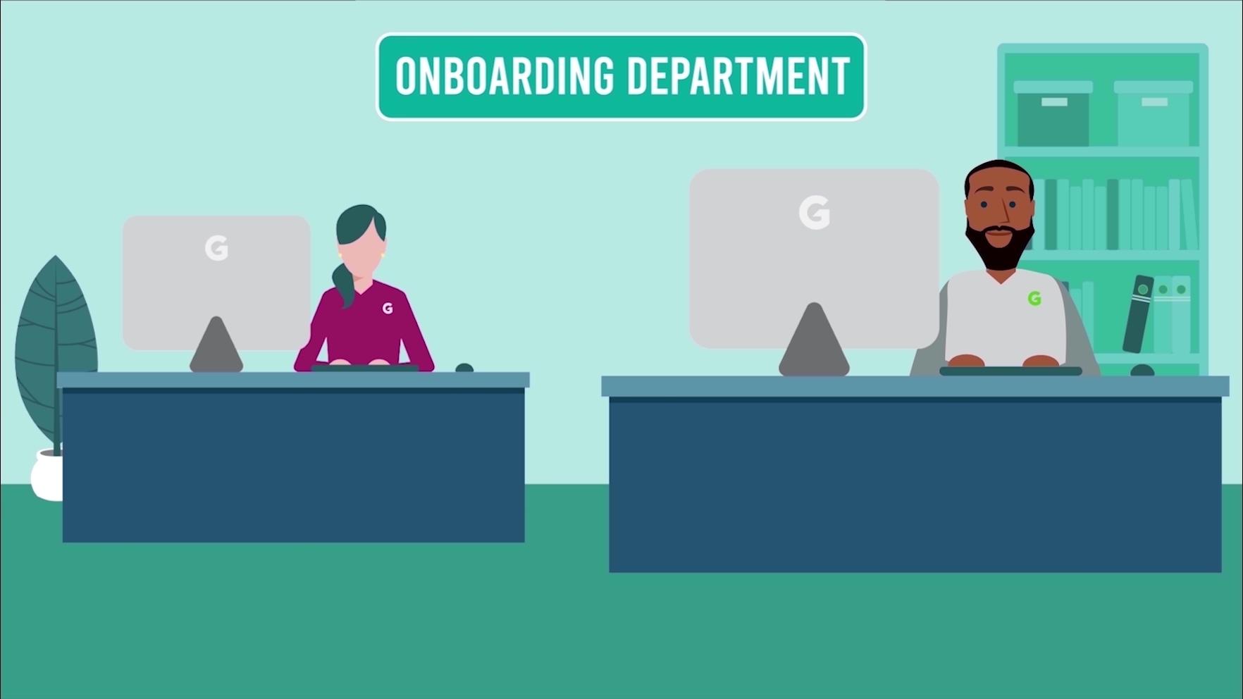 2021 GL New Customer Onboarding Video