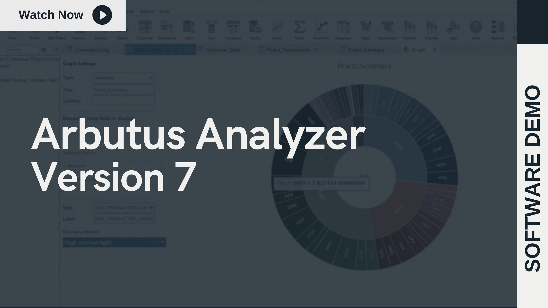 Arbutus Analyzer_Version 7