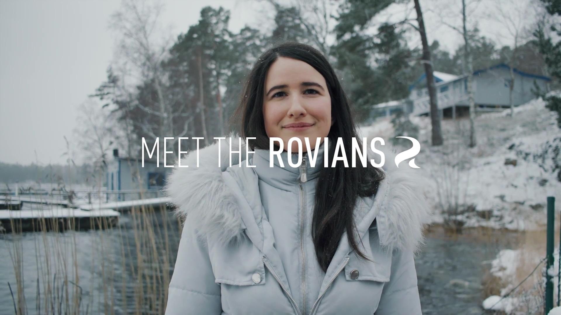Rovio - Meet The Rovians - Daniella