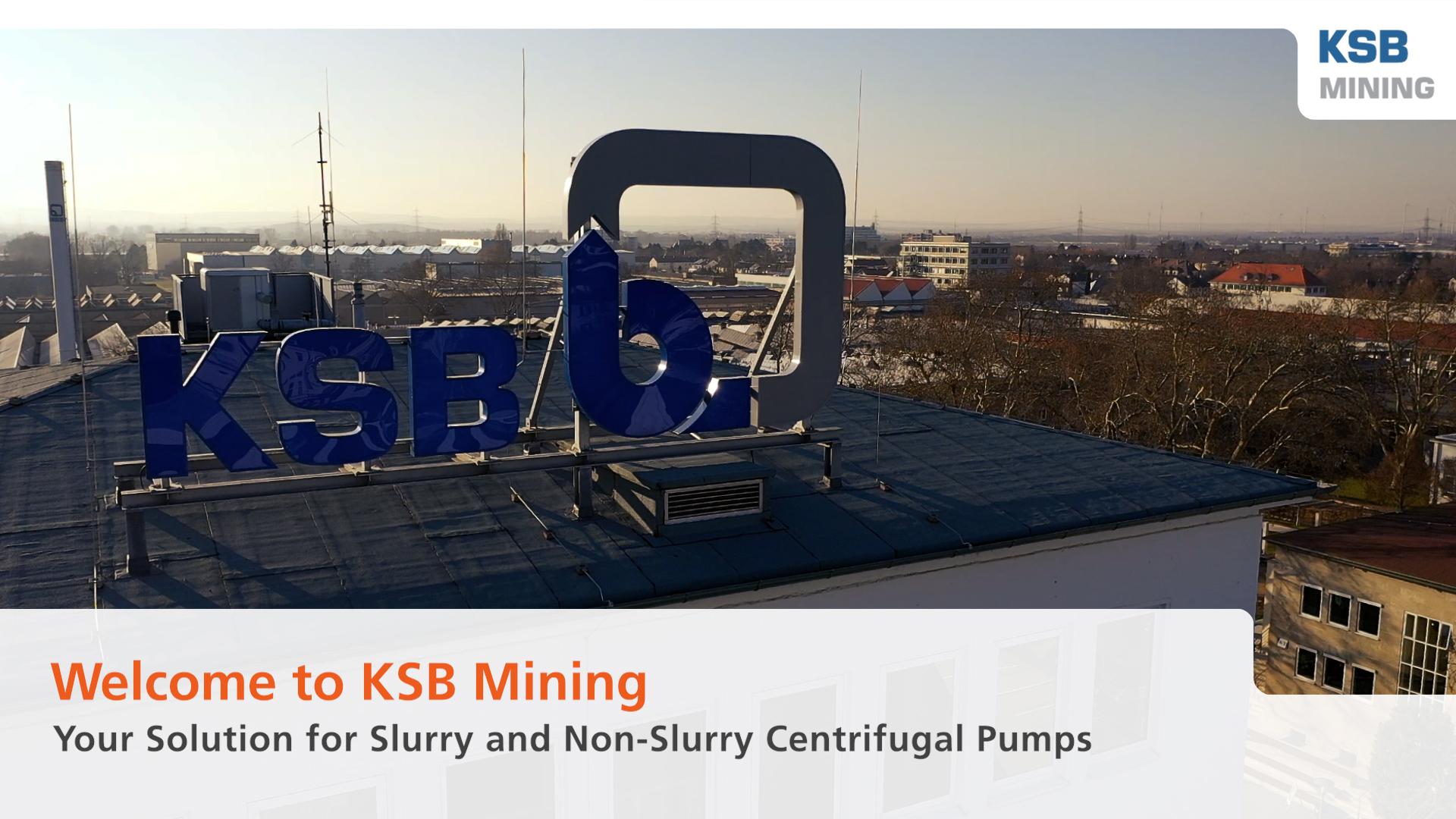 Intro to KSB Mining