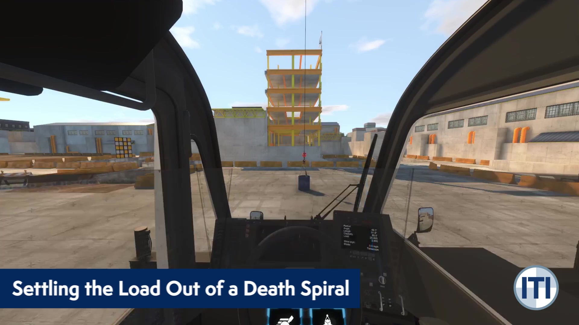 4. Settling the Load Out of a Death Spiral