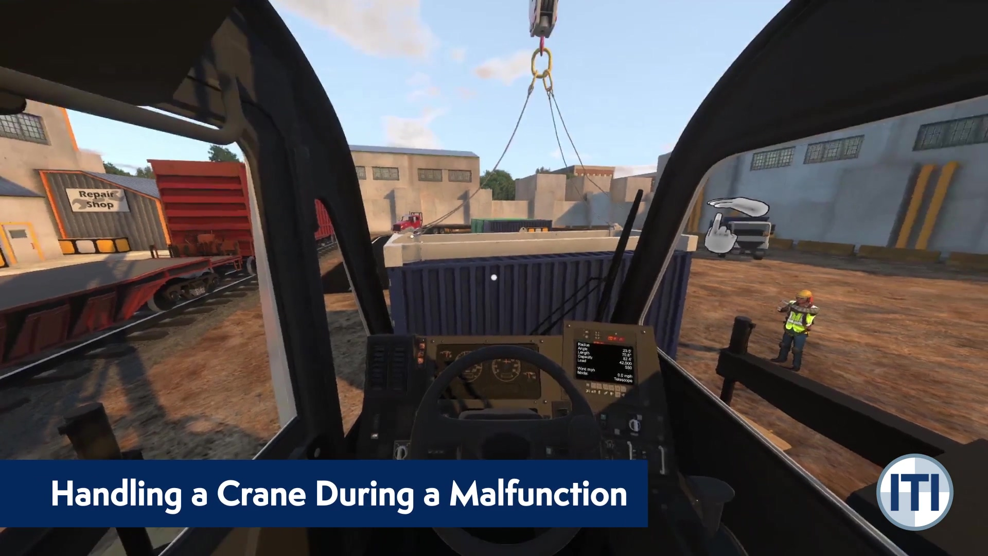 7- Handling a Crane During a Malfunction