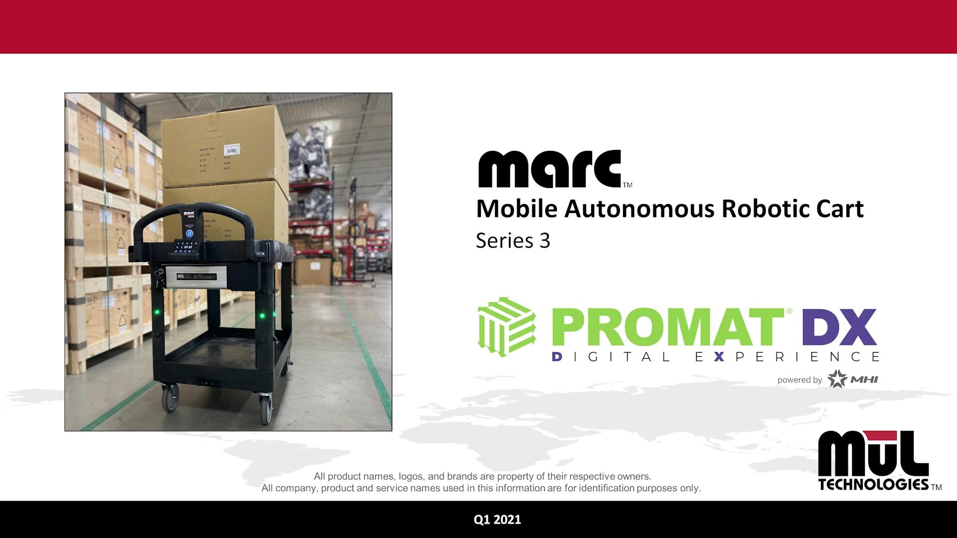Promat_MuL_Technologies_MARC_demo