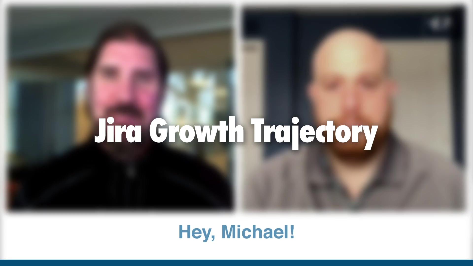 Jira Growth Trajectory - LinkedIn