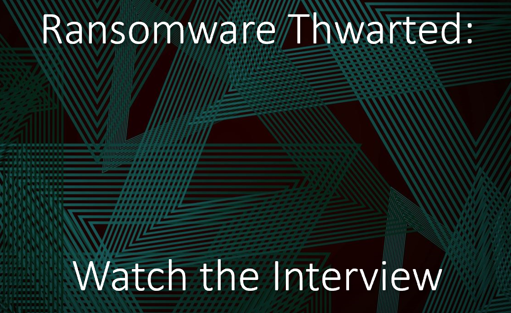 Podcast Interview- Ransomware Incident-20210401_111601-Meeting Recording