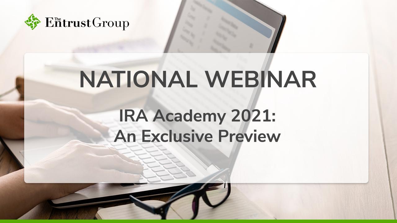 IRA_Academy_2021_Webinar_Video_Recording
