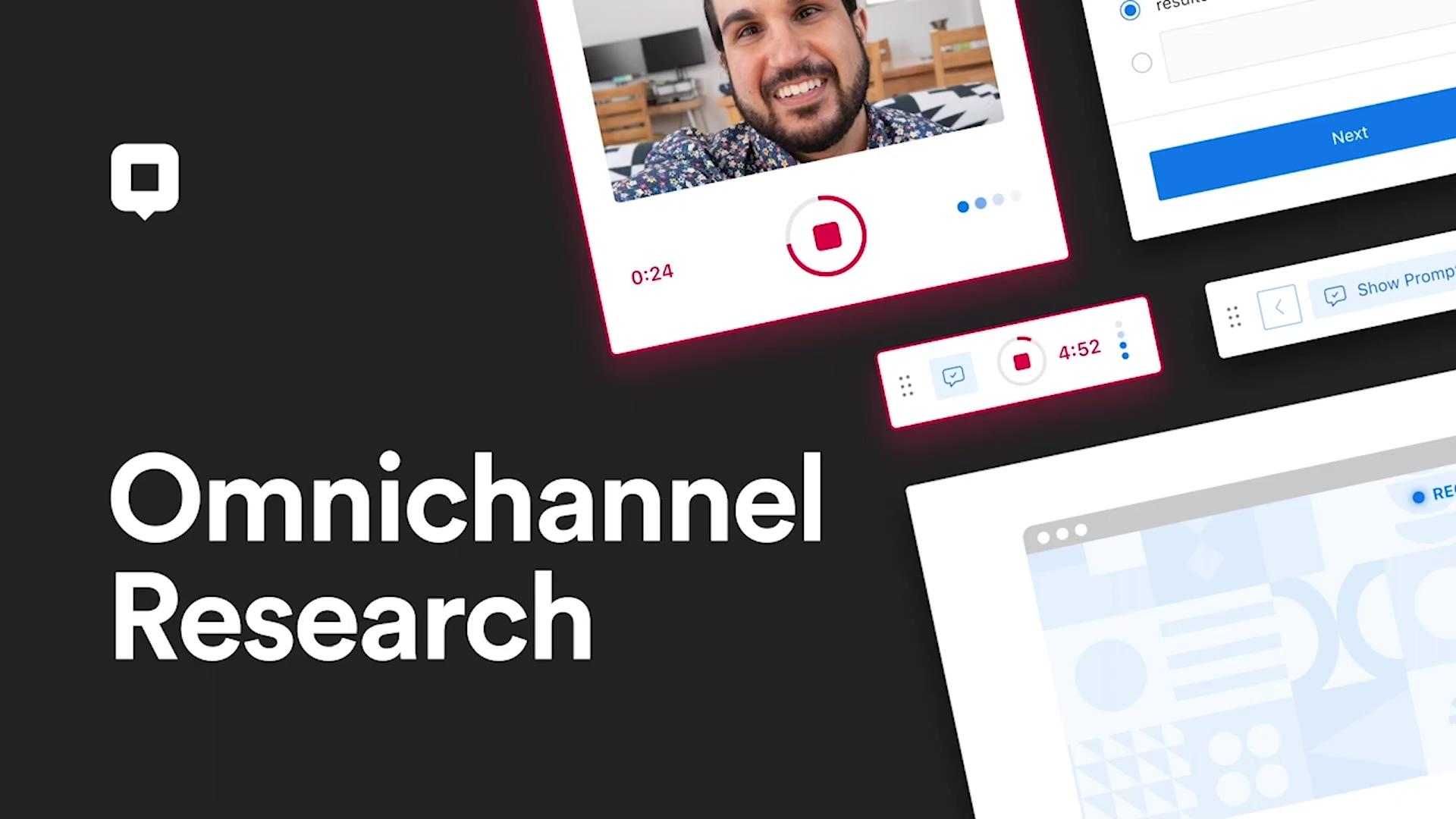 Omnichannel Research in dscout
