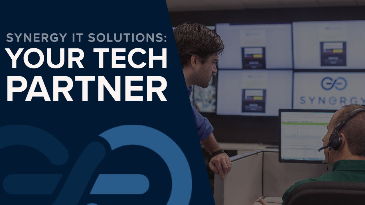 Synergy IT Solutions | Your Tech Partner