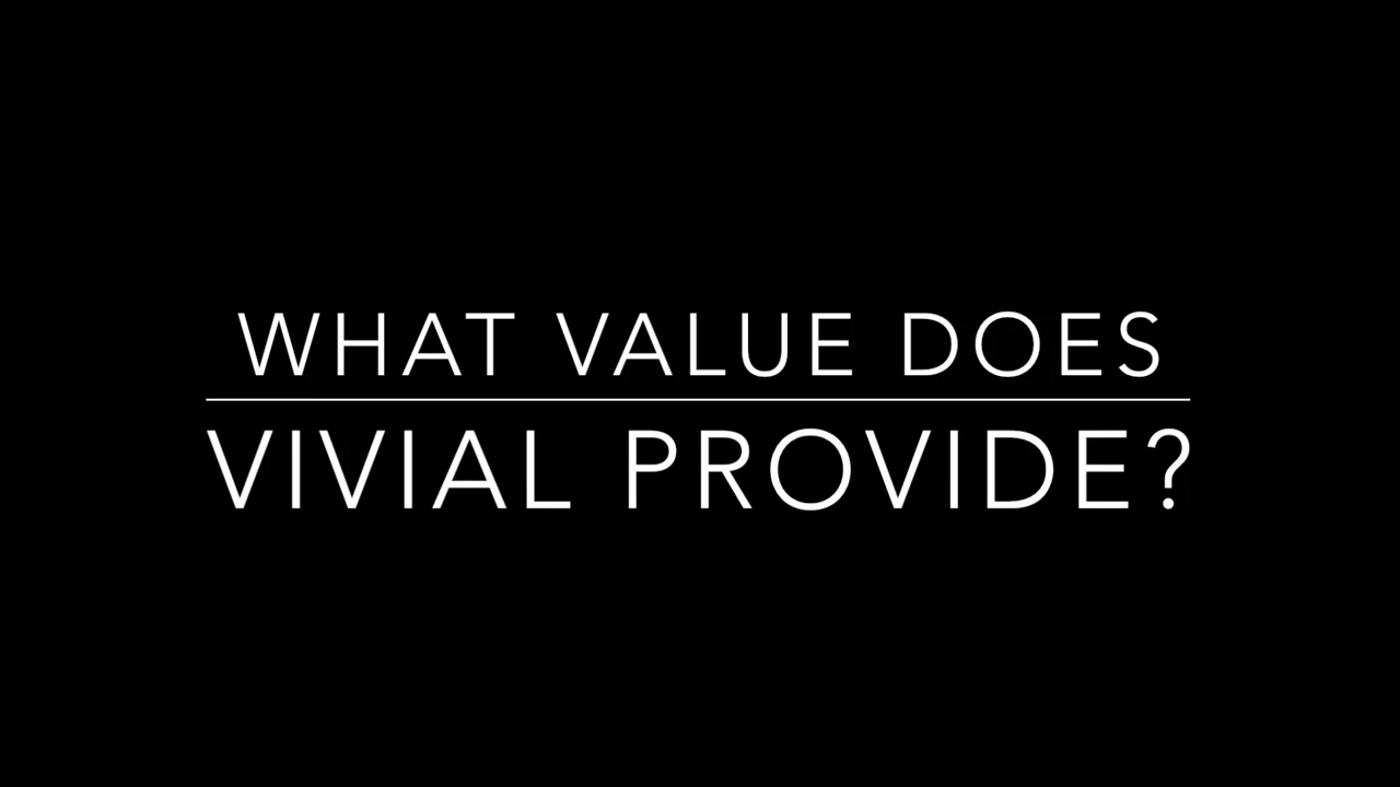 Vivial Provides Value  Partner Channel