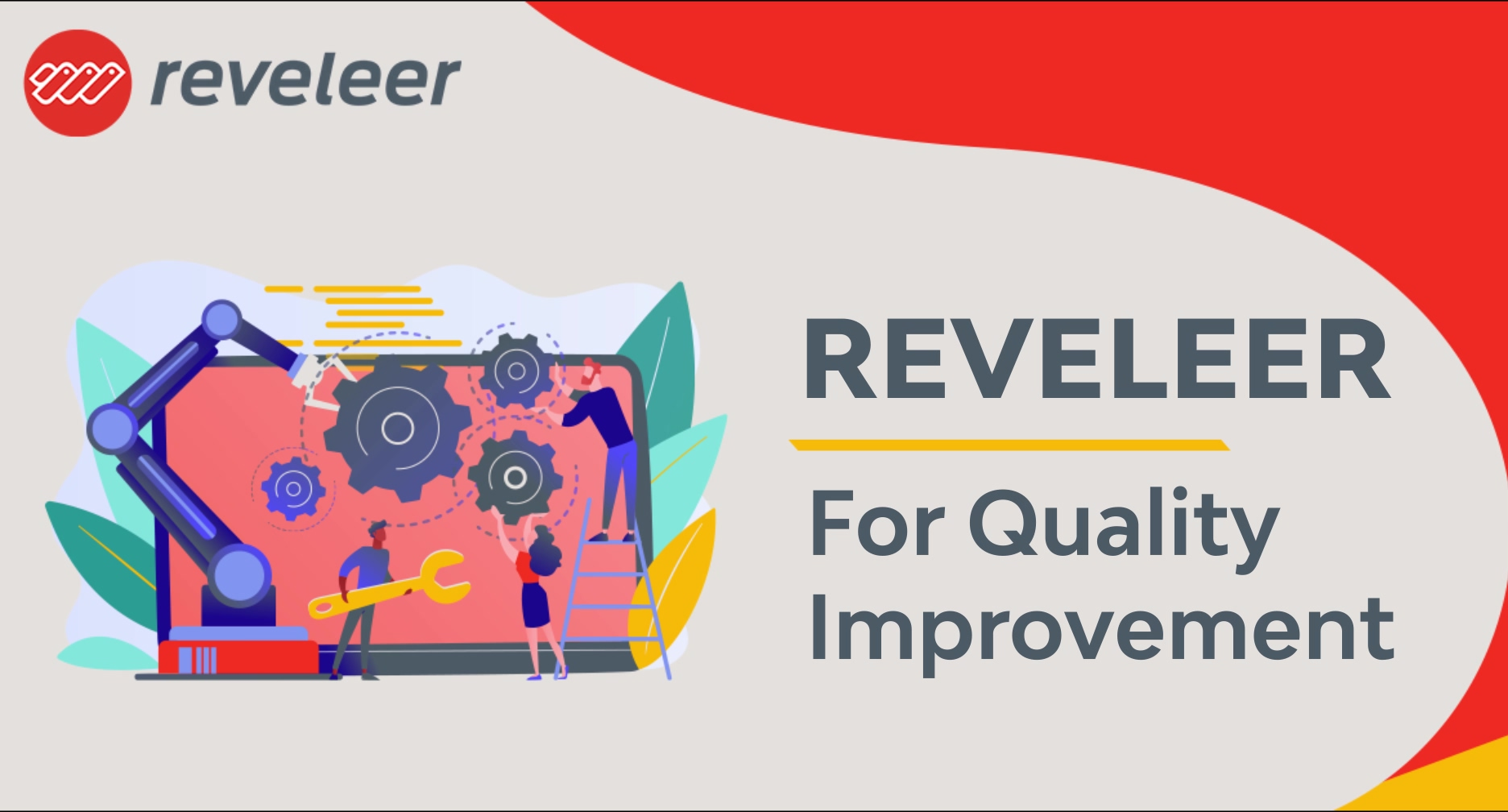 Reveleer for Quality Improvement