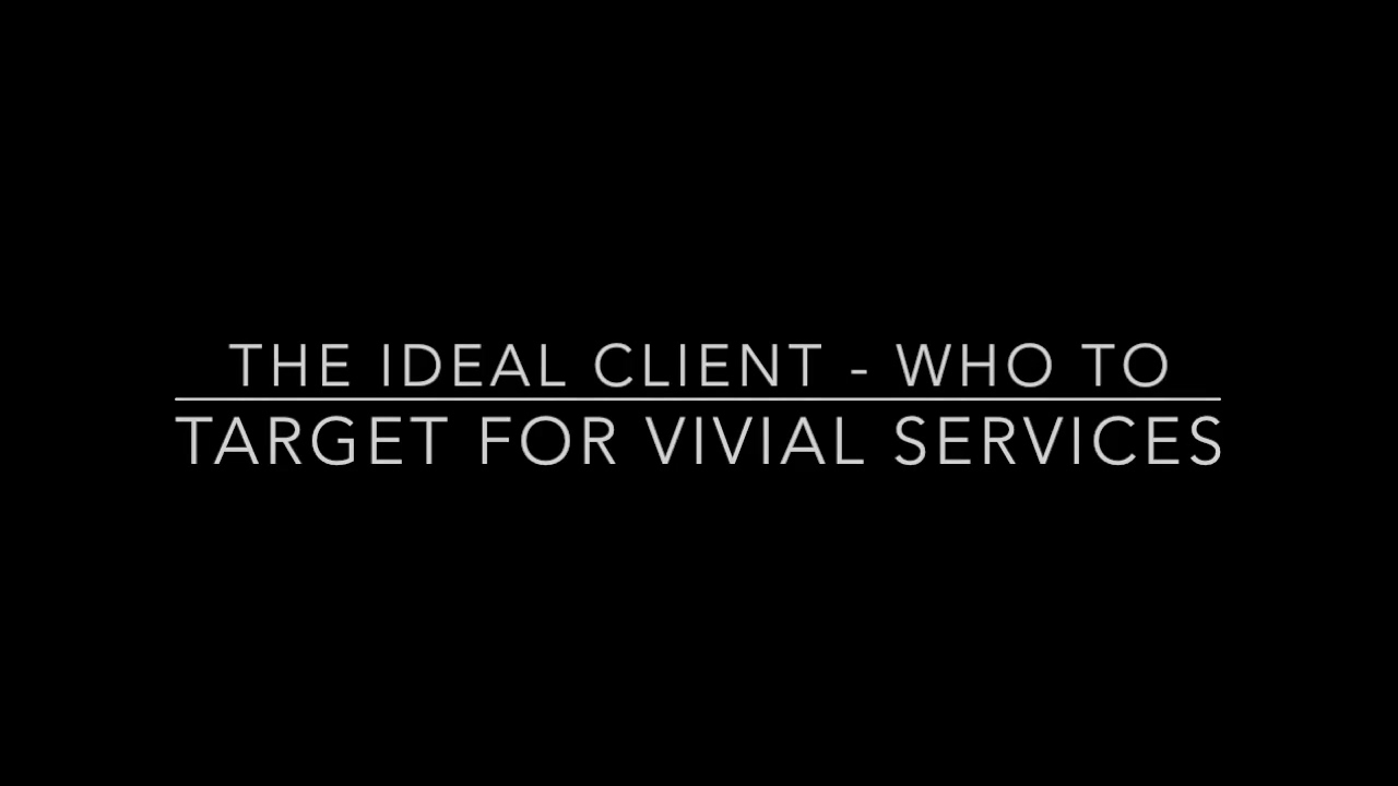 Identifying the Right Client