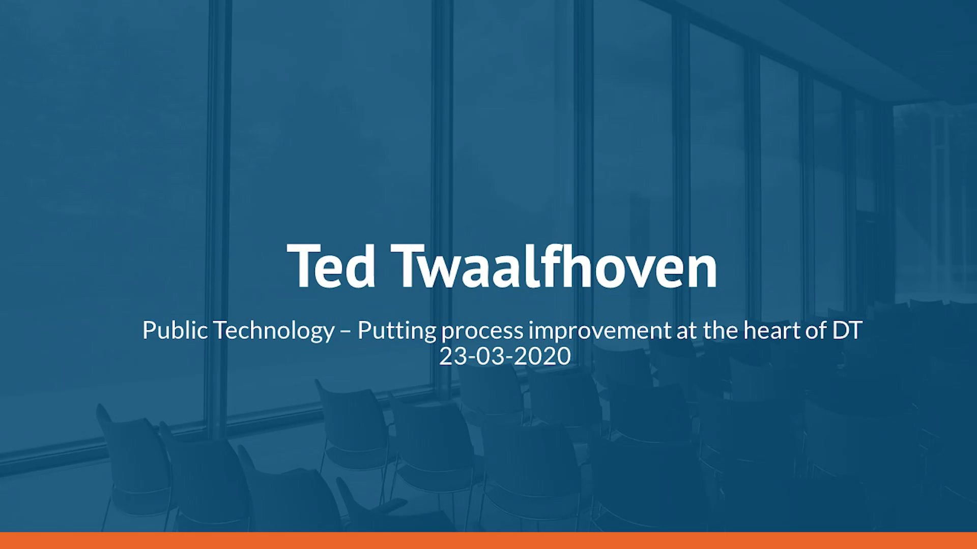 Ted Twaalfhoven P T
