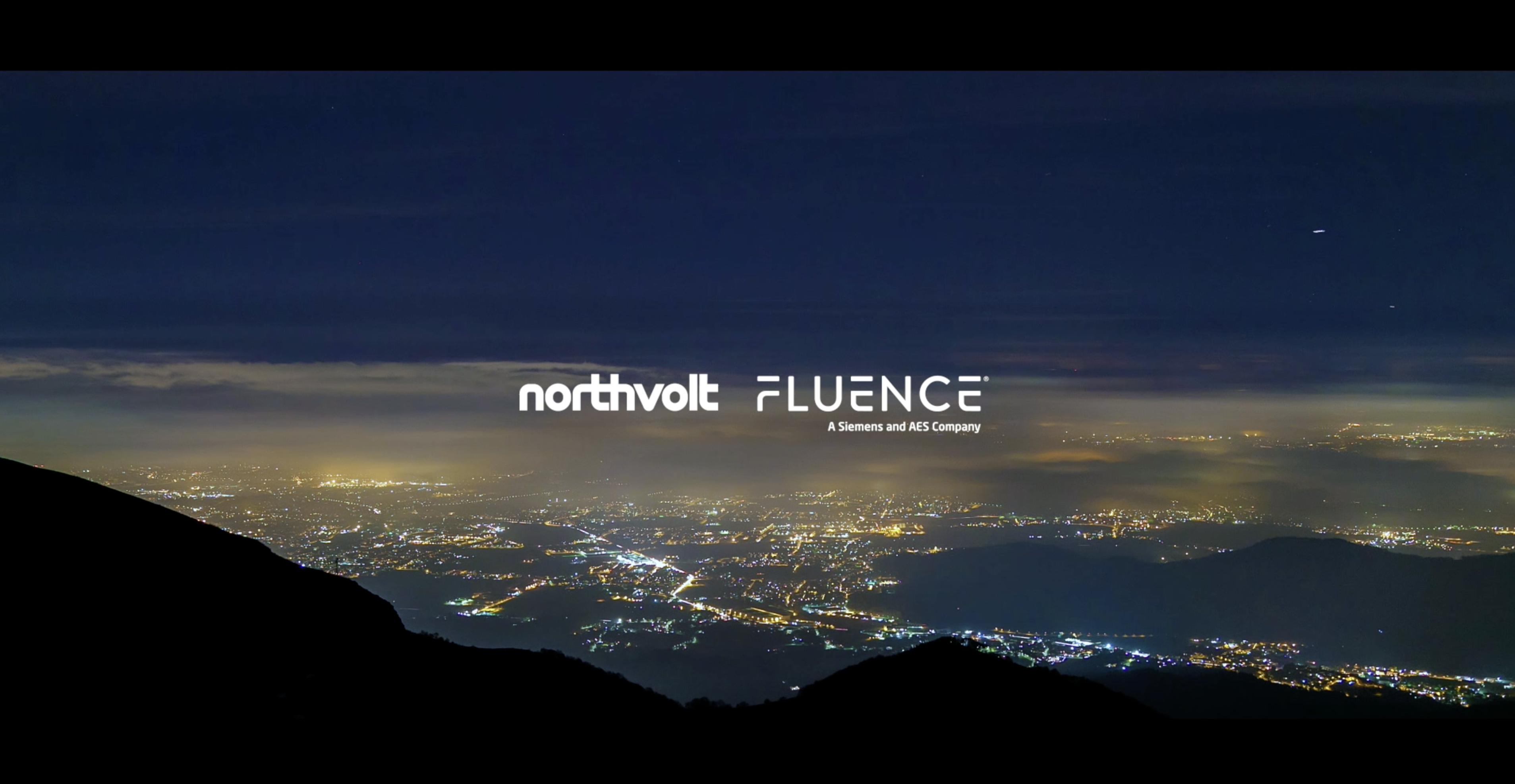 Fluence x Northvolt - Teaser (both logos)
