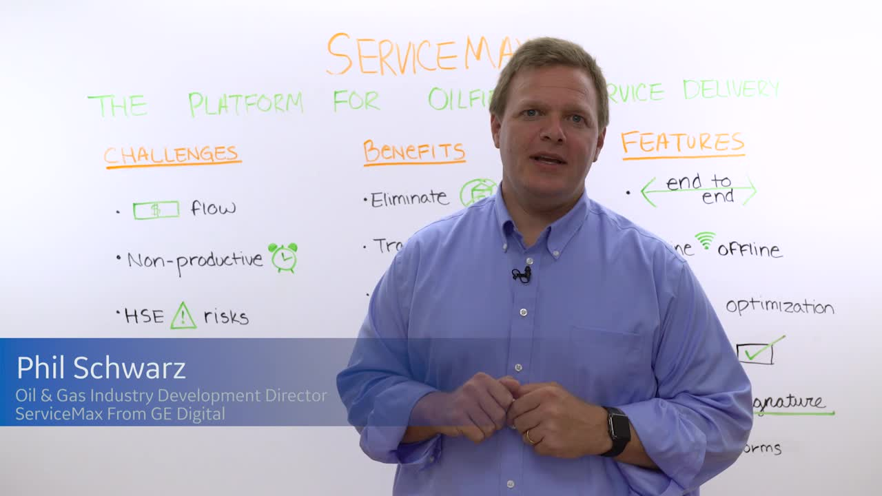 Maxpert Series: Oilfield Service Delivery