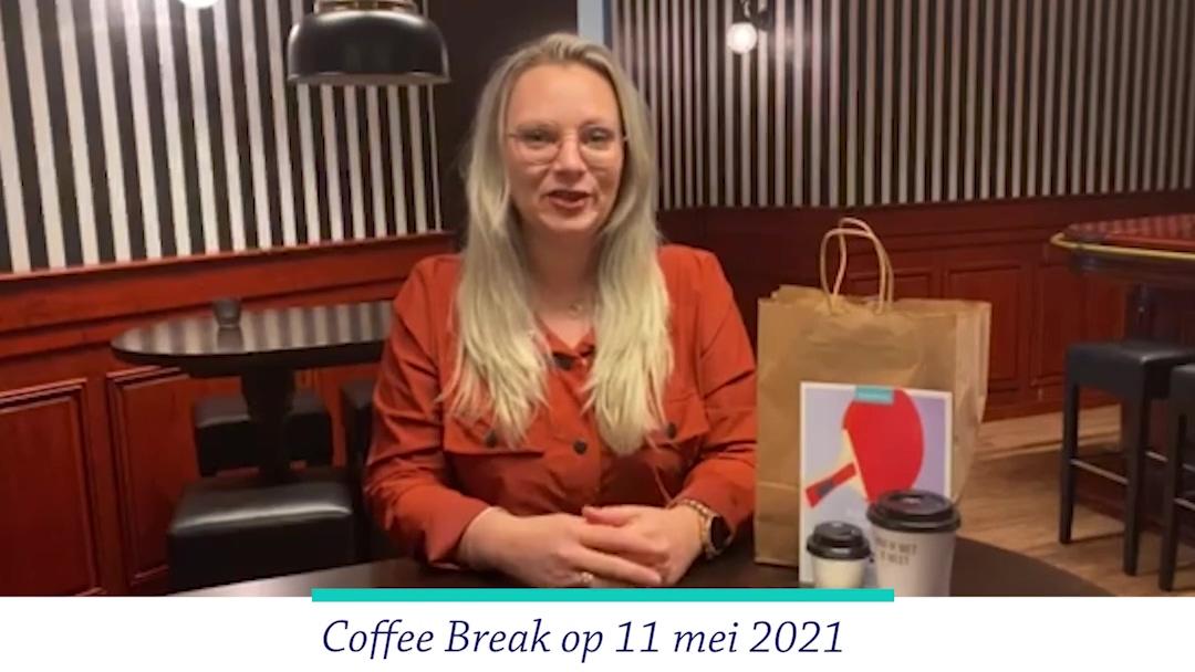 Coffee Break 11 mei 2021