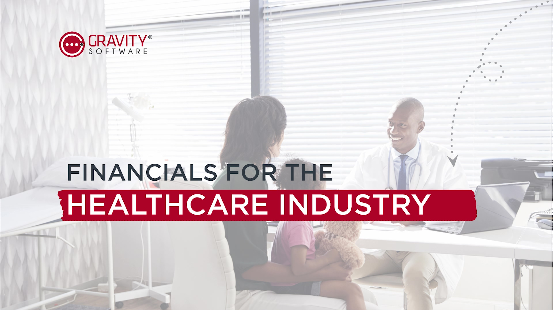 Gravity Software Financials for Healthcare Industry-1