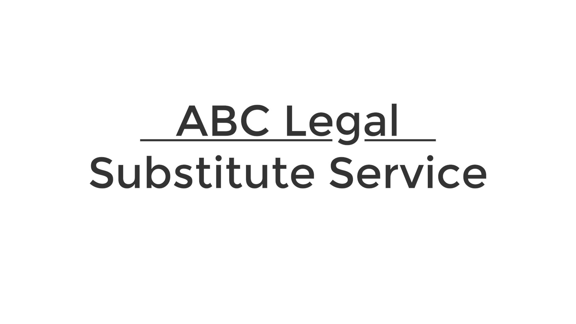 Sub Service 4.22.2021