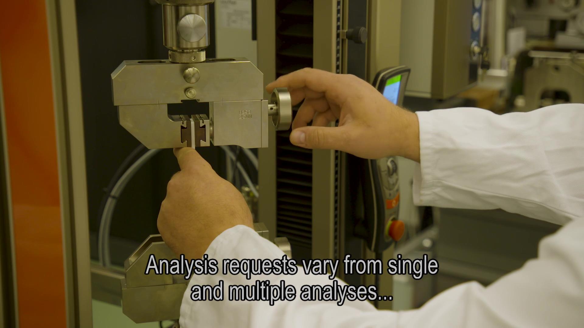 Eurofins Materials Science TV +ENG Subs