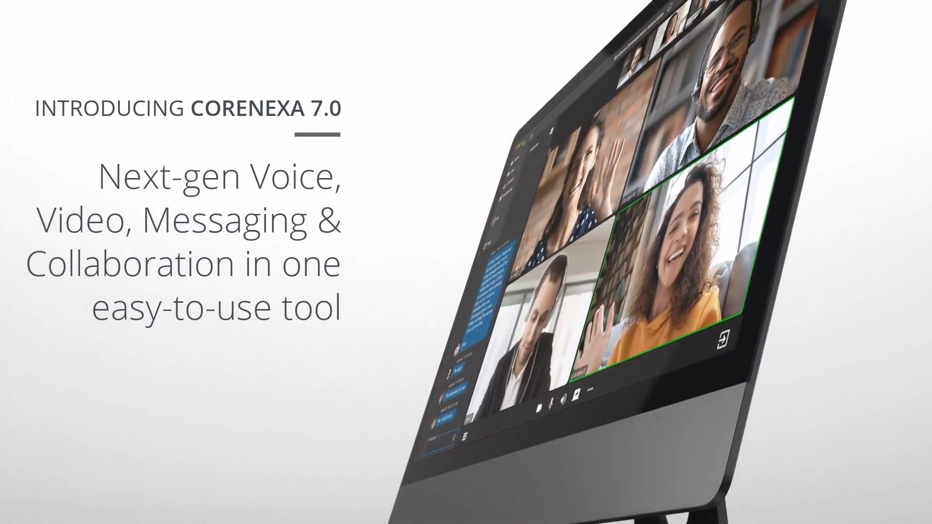CoreNexa 7.0 Commercial Video