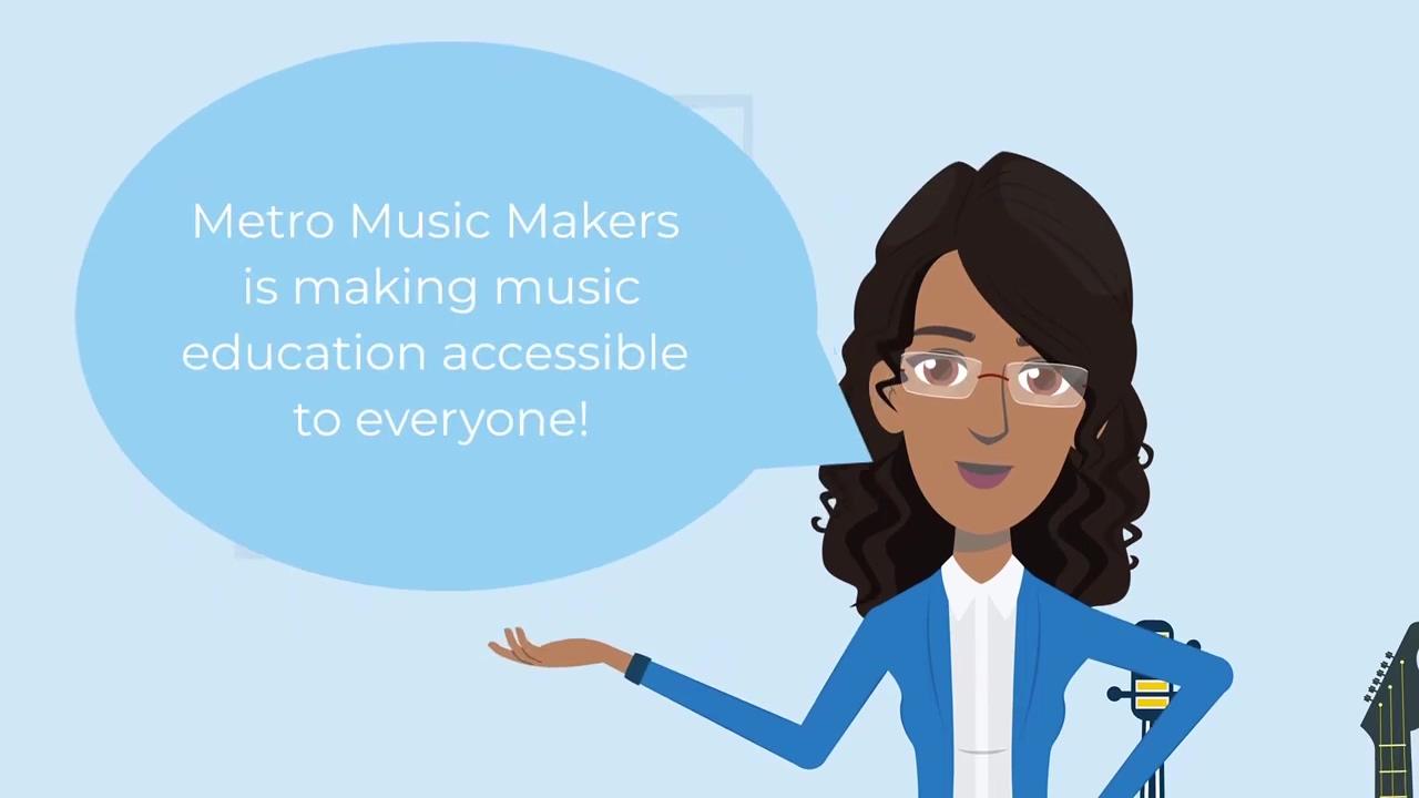 Meet Metro Music Makers