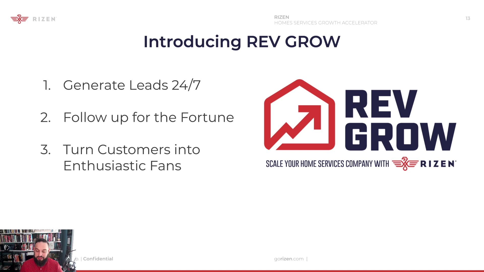 Rev Grow Overview (Rod)