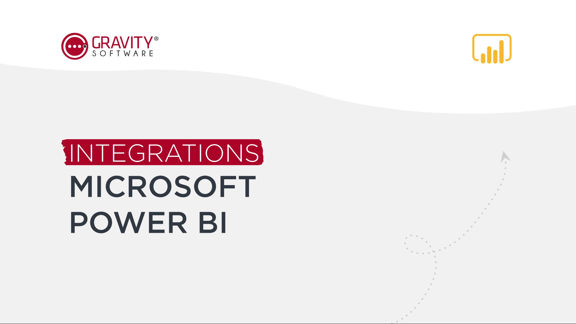 Gravity Software Microsoft Power BI Dashboards