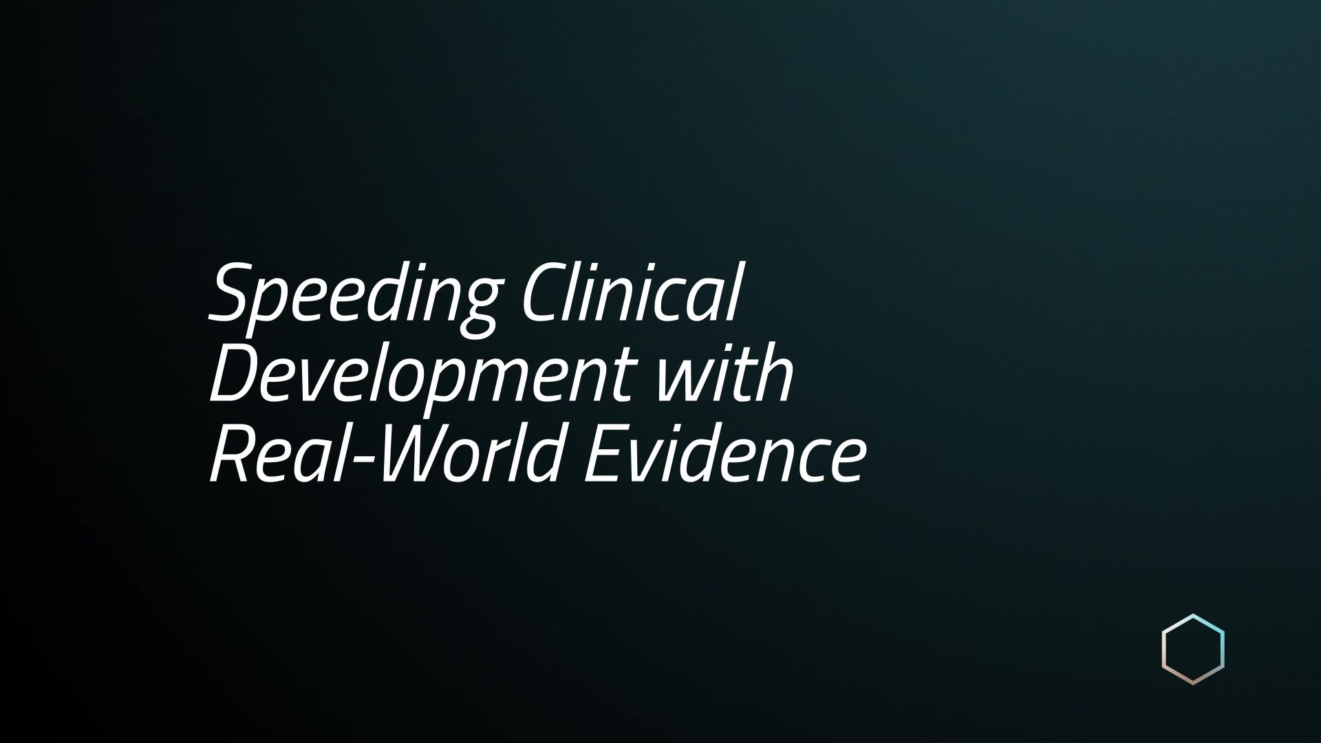 Komodo_ Dr. Aswin Chandrakantan -  Speeding Clinical Development with Real-World Evidence