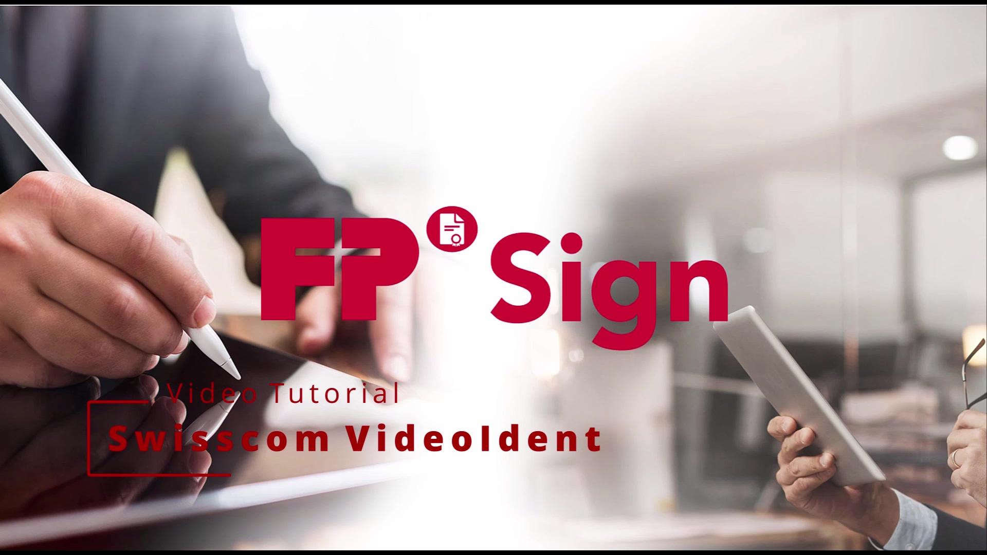 Swisscom VideoIdent V110