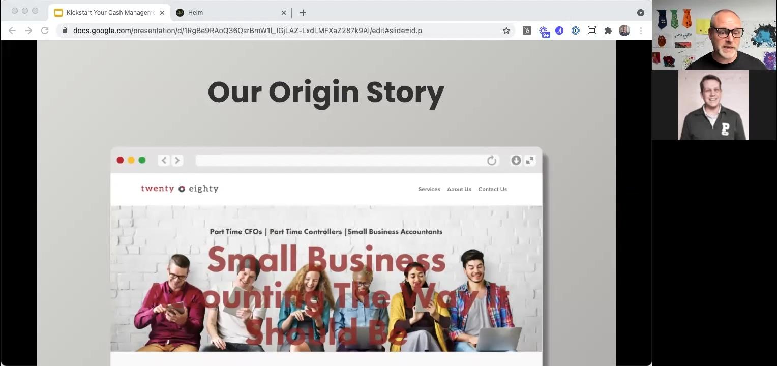 Kickstart 202104 - Introductions
