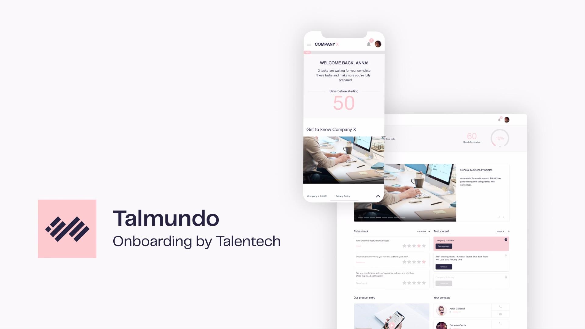 Talmundo 2021 Product Video