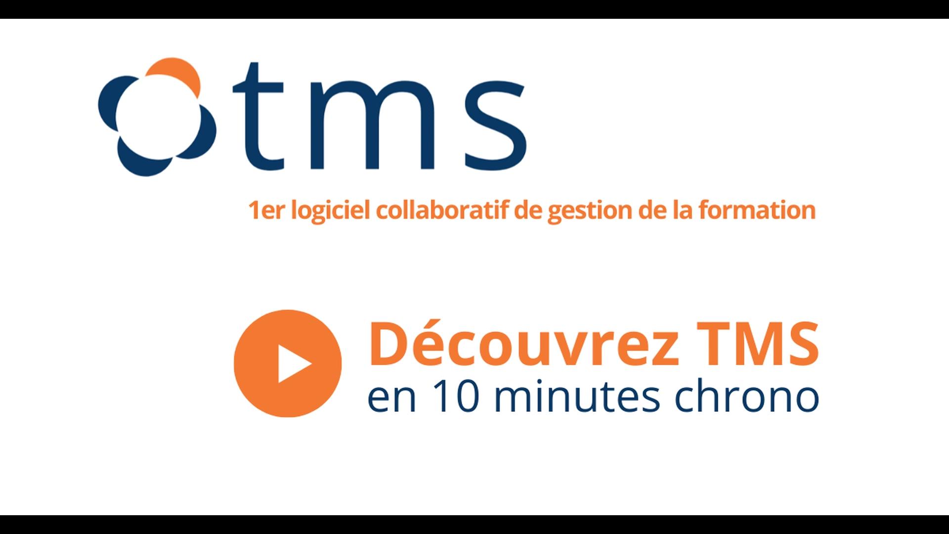 Découvrir TMS en 10 minutes