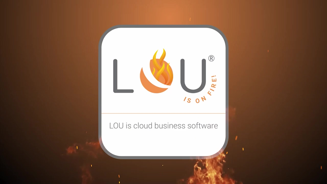 LOU Cloud Business Software - Is On Fire!